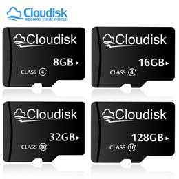 Cloudisk Оптовая 100% реальная емкость 32 ГБ 64 ГБ Micro SD карта 32 ГБ 64 ГБ 128 ГБ 16 ГБ 8 ГБ 4 ГБ 2 ГБ 1 ГБ MicroSD карта памяти от Поставщики 2gb карта оптовой