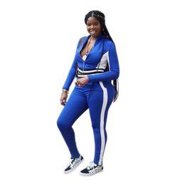 906773980e8 women long sleeve tracksuit jacket pants sportswear hoodie legging 2 piece  set sweat suit outerwear tights outfits bodycon sweat suit hot h6