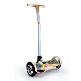 Nouveau véhicule de balance automatique à deux roues de détection de corps de vélo électrique de 10 pouces de véhicule électrique de véhicule électrique adulte de scooter de loisirs ? partir de fabricateur