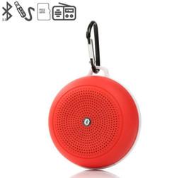 NUOVA XC-Y3 Altoparlante Bluetooth esterno impermeabile Sport ciondolo Mini altoparlante portatile supporto TF card e cellulare scheda 5 colori DHL freeship da bandiera usb fornitori