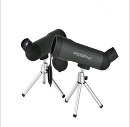 2019 vogel nacht lichter 20X50 High-Definition-High-Definition-Objektiv der Linse, Low-Light-Nachtsicht Vogel-Ansicht-Teleskop günstig vogel nacht lichter