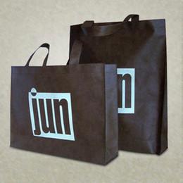 sacchetti di tote del panno del regalo all'ingrosso Sconti Sacchetti all'ingrosso non tessuto Fornitori del panno che fanno borsa a macchina del regalo di Tote di modo di qualità superiore della macchina mini Trasporto libero Stampa il logo