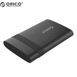 Orico 2.5 on-line-ORICO 2538U3 2.5-inch Móvel Disco Rígido Caixa USB3.0 Notebook Ferramentas Gratuitas HDD Encloxure para SSD