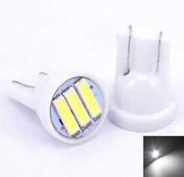 T10 W5W 194 Super Lumineux 7020 SMD 501 3 LED Voiture Auto Lumières Intérieures Wedge Instrument Côté Ampoules Blanc Porte Lampe DC 12 V ? partir de fabricateur