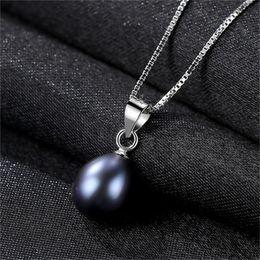 """Charmant 9-10 mm NATUREL ROSE Fil d/'eau douce collier de perles 36/"""""""