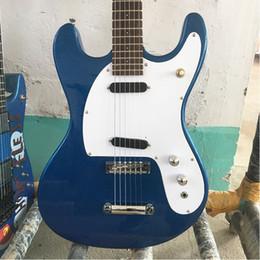 électrique réel Promotion Guitare électrique de haute qualité Mosley zéro (0) JRM Johnny Ramone guitare de bonne qualité de vraies photos