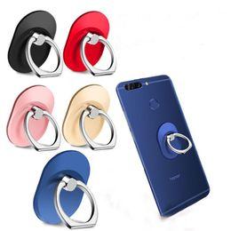 2019 telefone oval 360 ° Moda Anel de Telefone Celular Universal Stent Anel de Telefone Celular Titular Oval Aperto de Dedo Suporte Do Suporte Do Telefone