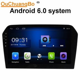 Wholesale Gps Volkswagen Jetta - Ouchuangbo car audio head unit gps navi android 6.0 for Volkswagen Jetta 2013 support Wifi BT SWC 1080P video
