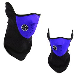 Wholesale Protection Mask Bicycle - Windproof Mask Winter Dust Face Neck Guard Warm Face Mouth Mask for Men and Women Protection Bicycle Snowboard