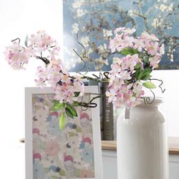 искусственные сакуры искусственные сакура brachyplast короткое снимать ложные цветок высокая-конец домашнее украшение искусственный цветок оптом cheap cherry blossom flowers wholesale от Поставщики цветы вишни в цвету оптом