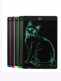 Canada 12 pouces Portable Écriture LCD Intelligent Tablette Électronique Bloc-notes Dessin Graphique Tablette Tablette avec Stylet Offre