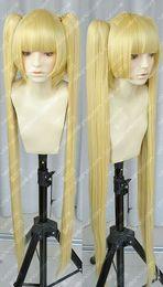 AKB0048 короткий микс блондин косплей парик + длинный хвост cheap wig cosplay blonde ponytail от Поставщики парик косплей блондинка-конский хвост