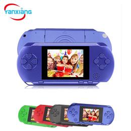 30PCS 156 CLassic games 16 Bit PXP3 Handheld TV Video Game Console Gameboy PXP Pocket Game Players For boy Children YX-PXP-1