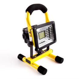 Gusslicht online-Outdoor Signal Scheinwerfer LED 20 Watt Platz Baustelle Notfall Lampe Camping Tragbare Cast Licht 360 Grad-umdrehung 35rh X