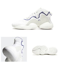 reputable site 92263 9bfee Adidas crazy byw LVL I boost Basketball shoes 2018 Crazy Byw Calcetines  Calzados informales Hombre Pharrell X Ambition PK Diseñador Monopatín Fly  Line China ...