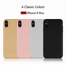 2019 iphone elegant Einfache und elegante iPhone-Hülle für iPhone Xs Max XR X Kohlefaser-Twill-Hülle für iPhone 6 7 8plusTPU-Hülle günstig iphone elegant