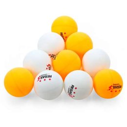REGAIL 30pcs Bolas de Tenis de Mesa 3 estrellas 40mm Práctica de Ping Pong Bolas adecuado para Deportes Entretenimiento / Macth Profesional desde fabricantes