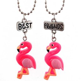 Jewelry & Accessories Practical 1 Pair Boho Pink Flamingo Bird Earrings Acrylic Exaggerated Women Jewelry Accessories Earrings
