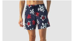 Pantalon de plage de luxe européen classique de style tropical à séchage rapide pour double pantalon de bain Pantalon de bain cinq points ? partir de fabricateur