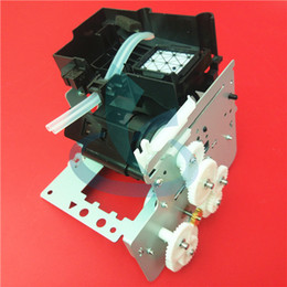 Wholesale Printer Dx5 - DHL free shipping Large format printer Mutoh VJ1604 VJ1624 VJ1300 RJ900 ink pump assembly eco solvent with DX5 cap top 1set