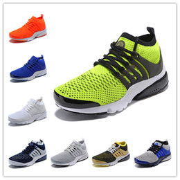 Wholesale Breathe Lighting - Air PRESTO BR QS Running Shoes Breathe Black White Mens Basketball Shoes Sneakers For Men Sports Shoe,Walking designer shoes