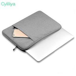 Canada Sacoche en nylon pour ordinateur portable pour le nouveau Macbook Pro 13 pouces A1706 Air 11 12 15 Pro 13.3 15.4 Sac pour ordinateur portable Retina Offre
