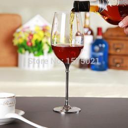 2016 yeni tasarım 597 ml kırmızı şarap gözlük seti parti kadeh düğün ve severler hediyeler cheap glasses for red wine nereden kırmızı şarap bardakları tedarikçiler