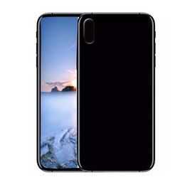 """Wholesale Shows Box - Goophone X i8 unlocked Cellphone 1G 4G Quad Core 5.5""""IPS Screen MTK6580 3G WCDMA show Octor Core 256G Sealed box"""