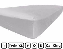 Lenzuolo copriletto in lino stampato da 1pc con lenzuola elasticizzate con fascia elastica70 da stampanti giallo di stampa fornitori
