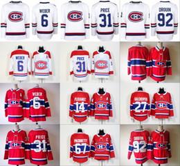 128599eed Montreal Canadiens 13 Max Domi hockey Jerseys 31 Carey Price 92 Jonathan  Drouin 6 Shea Weber 67 Max Pacioretty 11 Brendan Gallagher