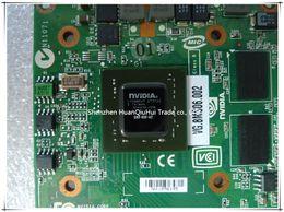 Tarjeta de video de 128 bits online-Para Acer Aspire 7520G 7520 7720 7720G Serie Laptop para nVidia GeForce 8400 8400M GS MXM DDR2 128 MB Tarjeta de video gráfica VGA