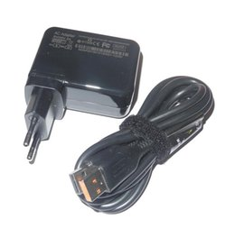 Зарядное устройство lenovo таблетка онлайн-20В 2А 5.2 В 2A USB адаптер переменного тока для Lenovo йога 3 Pro 13-5Y70 13-5Y71 планшетный ПК зарядное устройство 36200566 ADL40WCG ADL40WCH 36200567