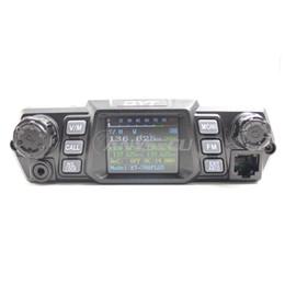 Wholesale vhf mobile radios - QYT Mobile radio KT-780PLUS VHF 136-174MHz 100W Walkie Talkie