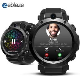 uhr kamera anschauen 16 Rabatt Zeblaze THOR S Smartwatch Telefon Android 5.1 Smart Watch 3G 1,39 Zoll MTK6580 Quad Core 1 GB 16 GB 5.0MP Kamera GPS Uhr
