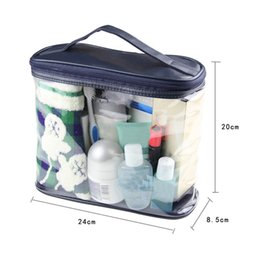 dd1608a58569 overnight bags Coupons - BAKINGCHEF Waterproof Toiletry Storage Organizer  Cosmetic Makeup Wash Bag Casual Travel Camping