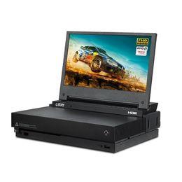 G-STORY 11.6 polegadas HDR IPS FHD 1080P Eye-care Monitor de jogos portáteis para Xbox One X (não incluído) Com FreeSync, HDMI, Built-in Multim de