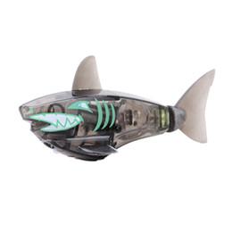 Wholesale Power Swimming - Kids Taking Shower Funny Fish Toys Stylish Swim Robofish Activated Battery Powered Robo Fish Toy Robotic Pet