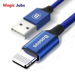 Wholesale ios usb cable - Magic_Jobs USB 3.0 Cable For IOS systems Phone Fast Charging Cable Mobile Phone USB Data Cable For USB Charger