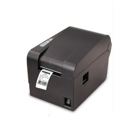 Wholesale printer code - 2016 new high quality clothing tag 58mm Thermal barcode sticker printer Qr code the non-drying label printer