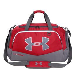 Wholesale Branded Gym Bags - New Arrival Brand Designer Bags Large Capacity Sports Gym Messenger Bag Duffle Bag Waterproof Outdoor Daypack Travel Bags Sports Handbag