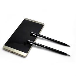 Wholesale 12g pc tabletas de teléfonos chinos stylus ball pen mucho láser personalizado con sus ilustraciones y texto nombre logo GRATIS