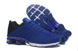 Color azul 625 Weave Running Shoes Chaussures 87 s hombres transpirable zapatillas de deporte de diseño flexibles hombres entrenadores deportivos tamaño thea 40-46 desde fabricantes