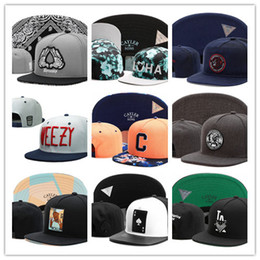 ball album Promo Codes - Cheap CAYLER & SONS baseball caps snapback hats ball caps Team Snapback Caps 9 Fifty Adjustable hats Sports Free Shipping style Albums