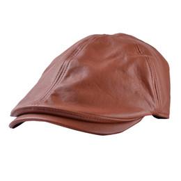 red newsboy hat men Promo Codes - LASPERAL Sun Flat Cabbie Newsboy Beret Hat  Causal Gatsby a9350d16b90c