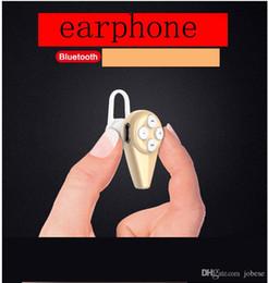 Canada Sound Blazer A2 Mini Oreillette Bluetooth Ultra-petit écouteur furtif style sans fil à commande vocale 4.0 stéréo Universal Offre