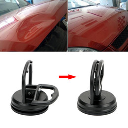 Wholesale glass lifter - Car Repair Auto Body Dent Removal Tools Car Dent Remover Puller Strong Suction Cup Useful Glass Metal Lifter Mini Locking