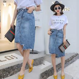 d77bce1a52a3bb Promotion Jupes Blue Jeans | Vente Jupes Jeans Bleu Grande Taille ...