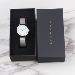 Wholesale multi clock - Montre féminine luxury brand high quality lady watch woman simple clock elegant silver elegant 32MM stainless steel women quartz watch madam