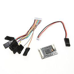 Receptor de canal rc on-line-8 canais Pixhawk / PPZ / MK / MWC / PPM codificador versão para RC receptor controlador de vôo
