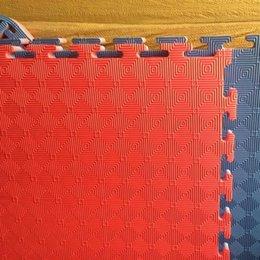 2019 plastique interlock 100 * 100cm eva mousse tuiles en plastique tapis interlocked plastique interlock pas cher